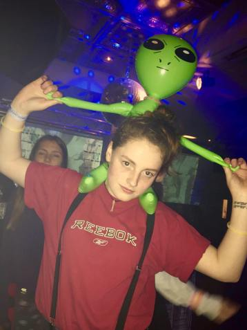 Hey guys I'm Robyn, and I am 2nd team captain for LUUWAFC. I'm in my 2nd year of Geography so if I'm not on the pitch or getting bevved in Terrace I'll be somewhere in Leeds colouring in. I'm excited for a successful season and to have a lot of fun and laughs with you all in the process.